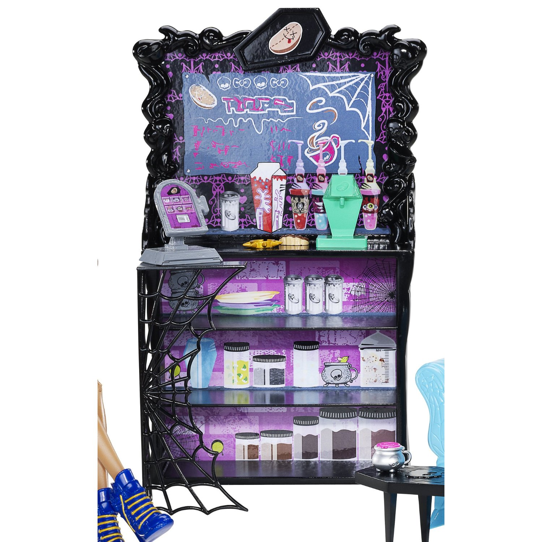 Коффин Бин и кукла Клодин Вульф - Monster High - интернет-магазин - MonsterDoll.com.ua