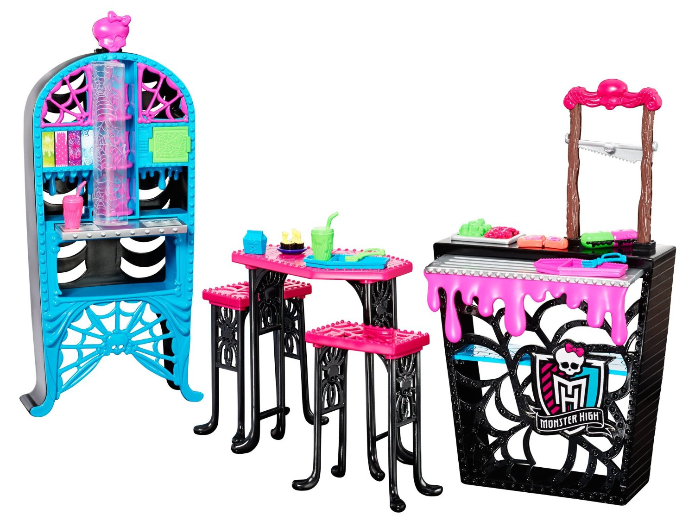 Кукольная мебель для монстер хай