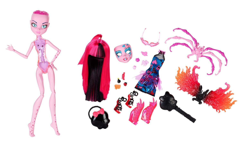 "Страшно злая и Сумасшедше влюбленная ""Inner Monster"" - Monster High - интернет-магазин - MonsterDoll.com.ua"