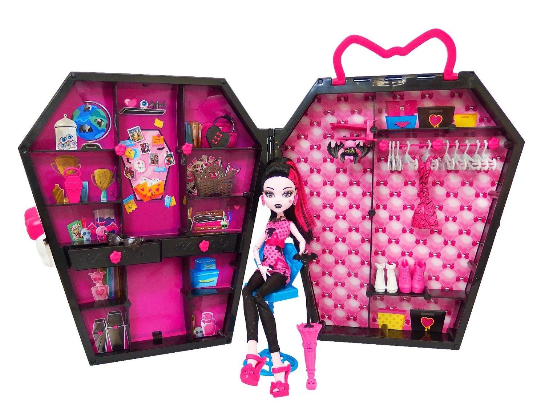 Дракулокер (Шкафчик для Дракулауры) - Monster High - интернет-магазин - MonsterDoll.com.ua