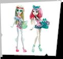 Пляжные куклы